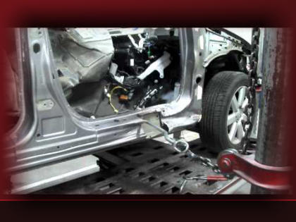 Auto Frame Straightening | Rogers | Bentonville | Springdale